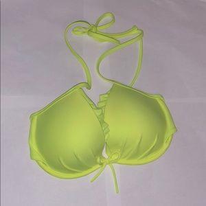 New Victoria's Secret bikini swim top size 32D